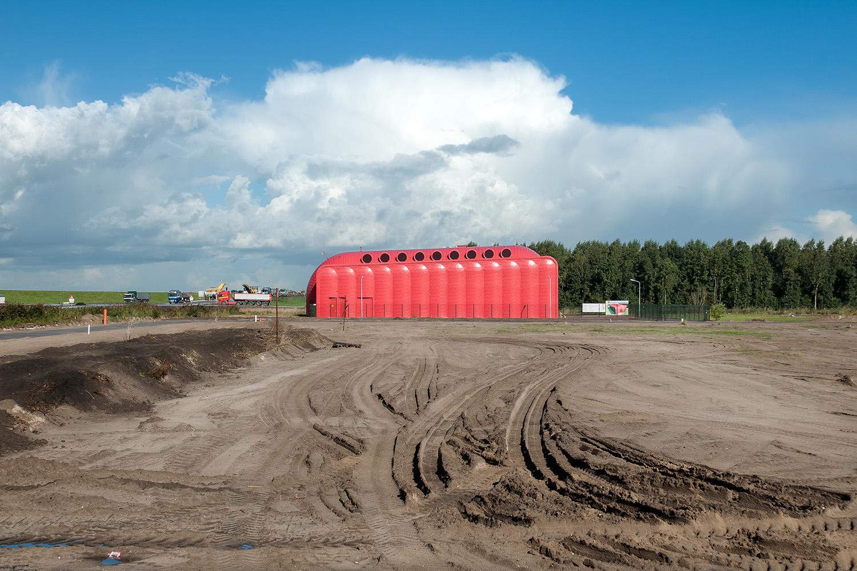 01-WOS, Almere-Poort, 19-09-2012